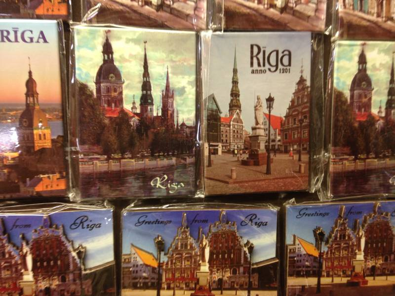 Riga Stedentrip