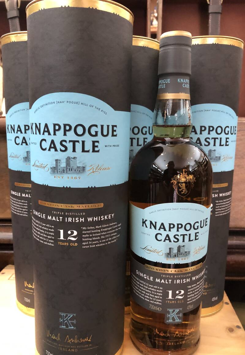 Knappogue Castle 12 yo