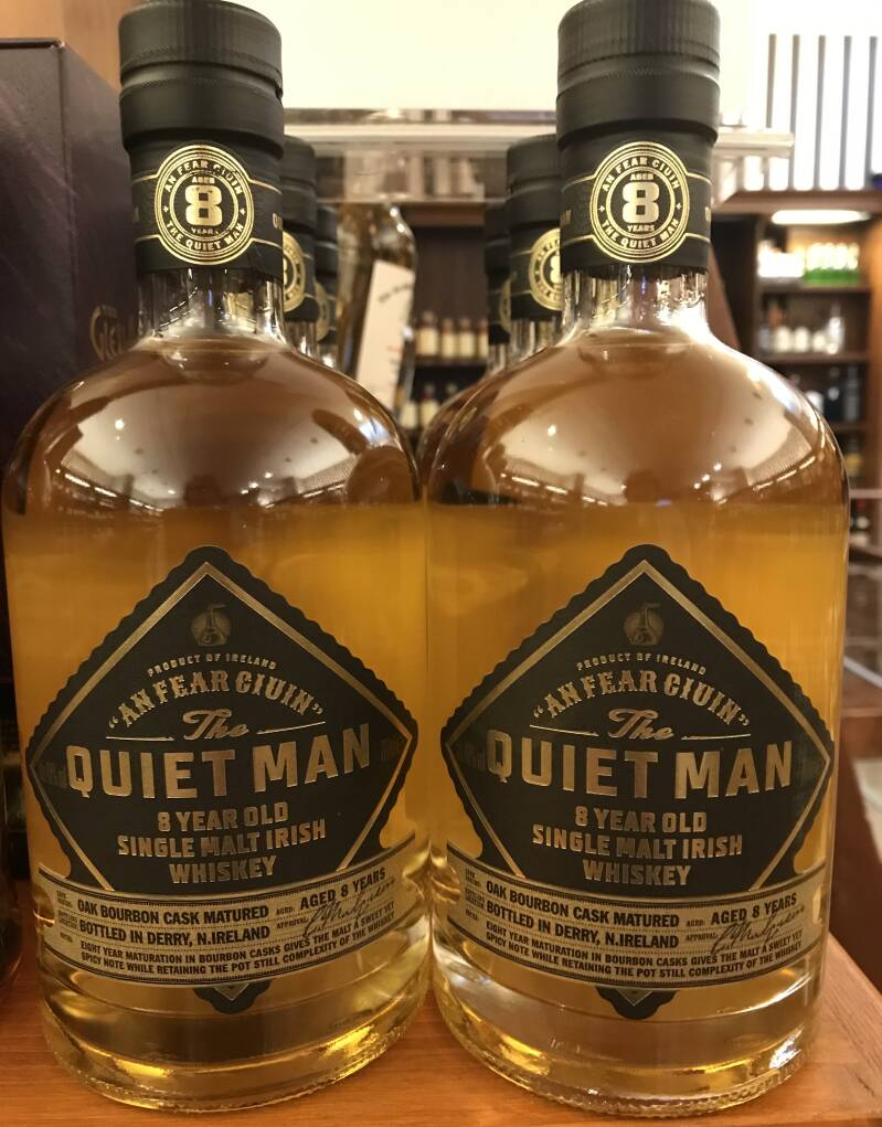 The Quiet Man 8 yo