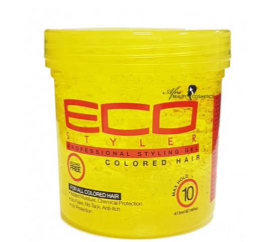 Eco Styler Colored Treated Hair Gel