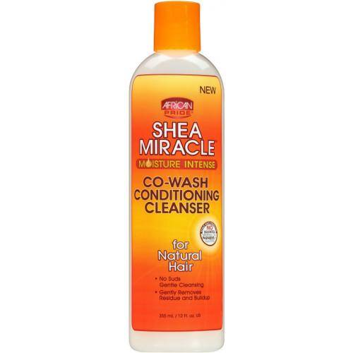 African Pride Shea Miracle Conditioning Co-Wash