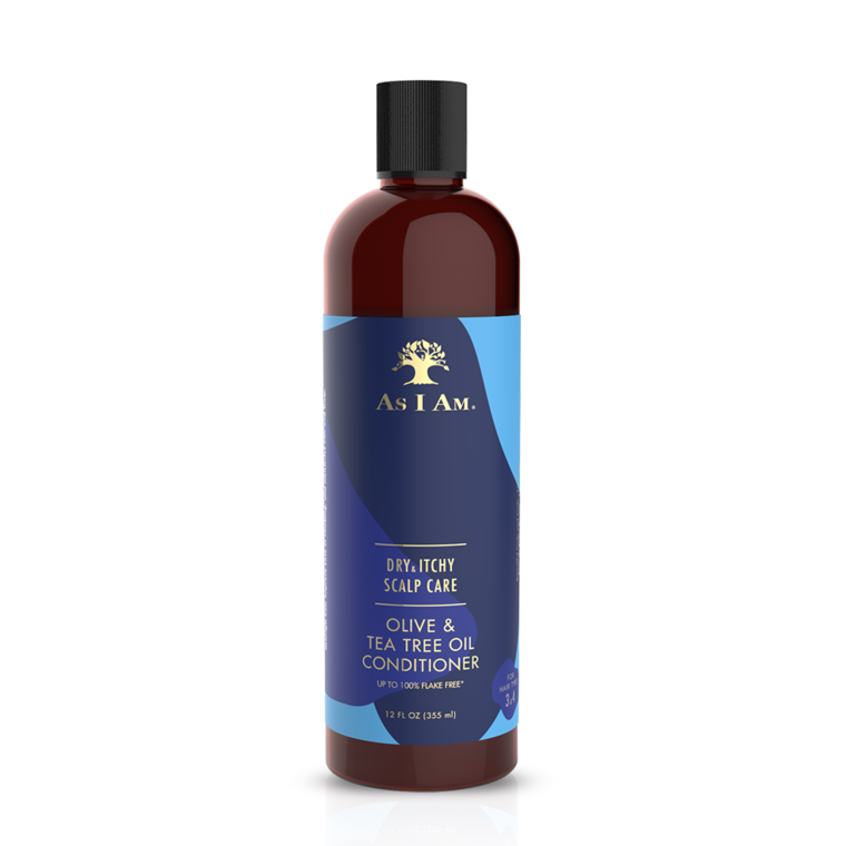 As I Am Dry & Itchy Scalp Care Tea Tree Oil Conditioner