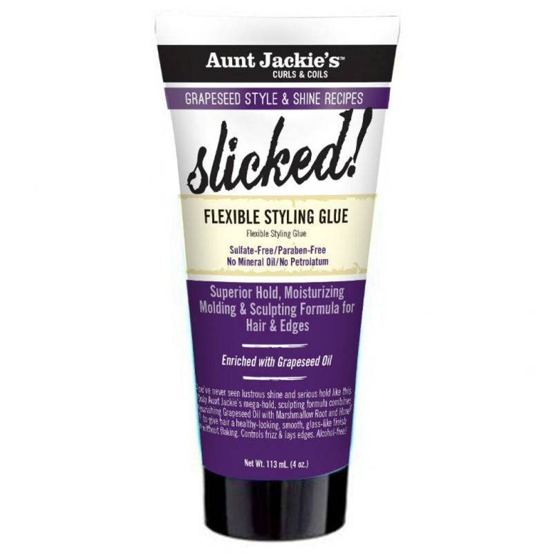 Aunt Jackie's Grapeseed Flexible Styling Glue