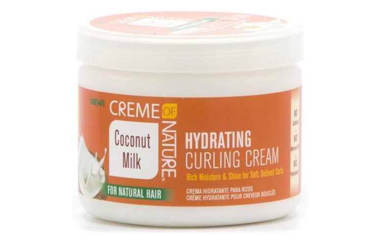 Creme of Nature Hydrating Curling Cream Proefje