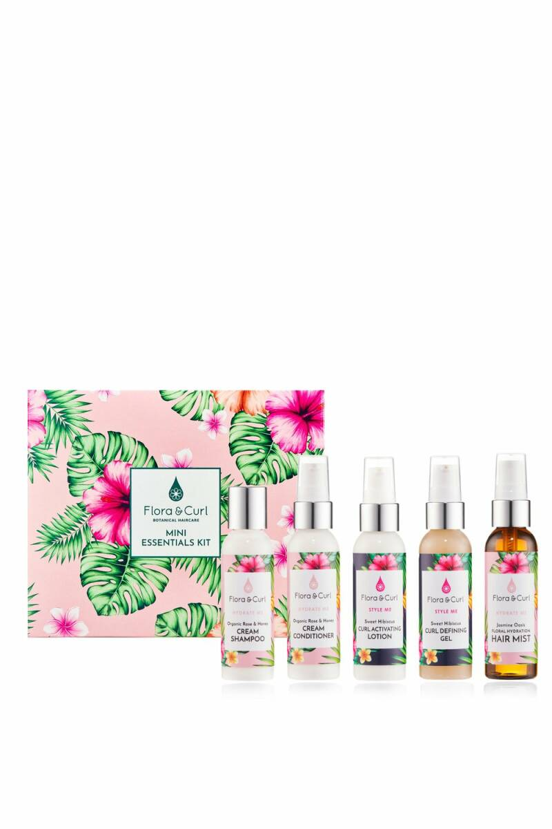 Flora & Curl Travel Set