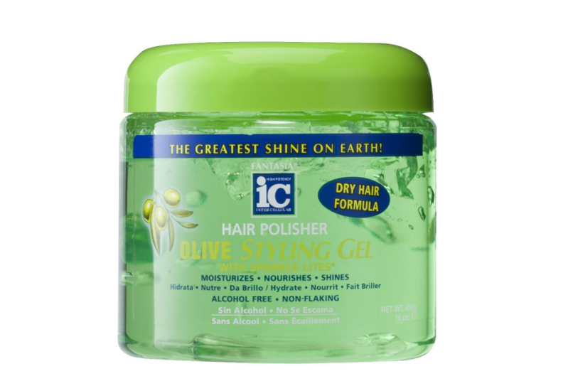 Fantasia IC Hair Polisher Olive Styling Gel