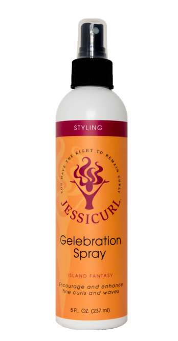 Jessicurl Gelebration Spray