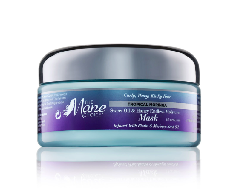 Mane Choice Tropical Moringa Moisture Mask