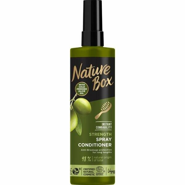 Nature Box Olive leave-in spray