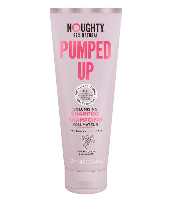 Noughty Pumped Up Shampoo Proefje