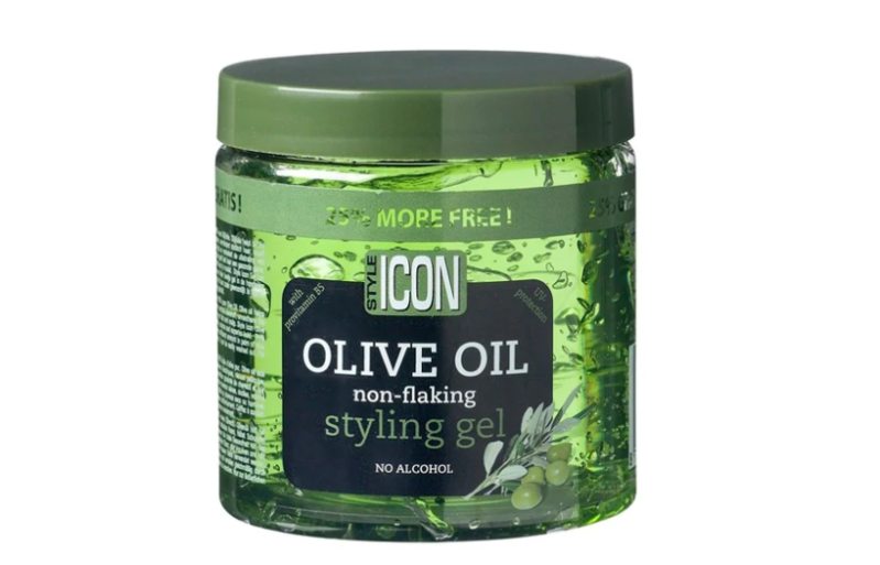 Style Icon Olive Styling Gel