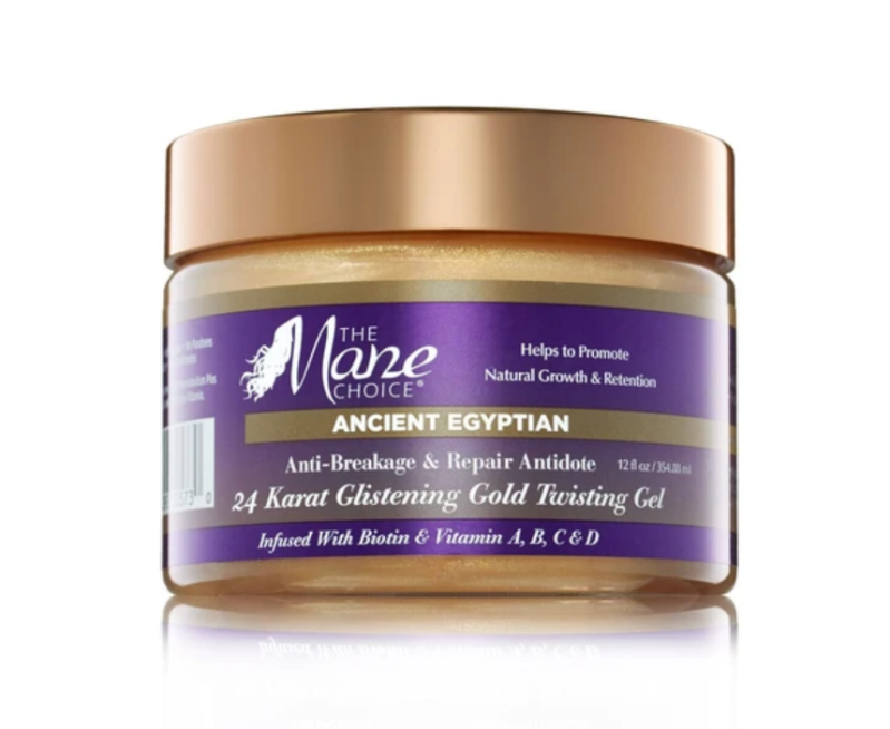 Mane Choice Ancient Egyptian Gold Twisting Gel