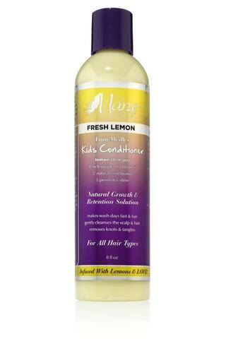 Mane Choice Fresh Lemon Fruit Medley KIDS Conditioner