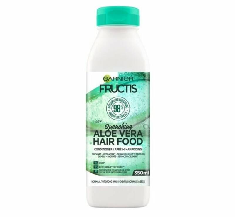 Garnier Fructis Hairfood Conditioner Aloe Vera