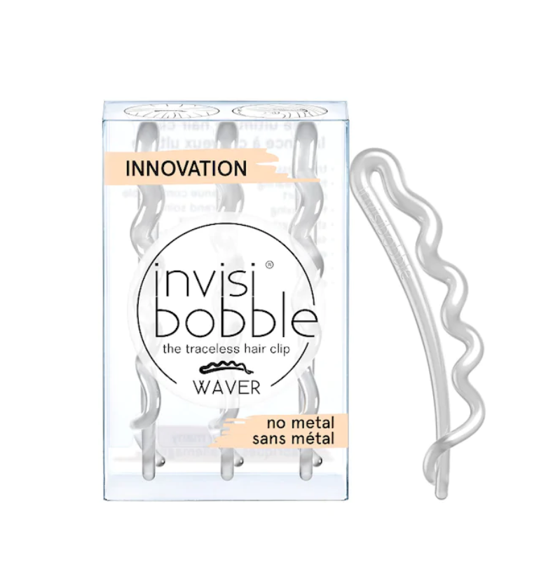 Invisibobble Waver Crystal Clear Plus