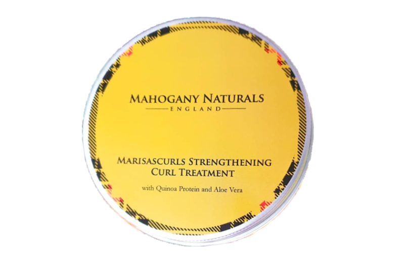 Mahogany Naturels Marisacurls Strengthening Curl Treatment