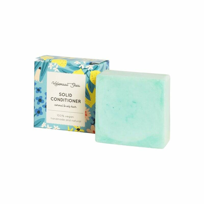 HelemaalShea Conditioner Bar normal to oily Hair
