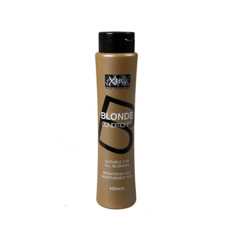 XHC Blonde Conditioner Proefje