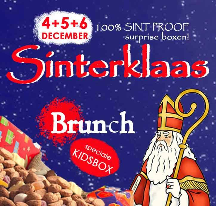 BRUNCH 4KIDS (tot 12 jr.)