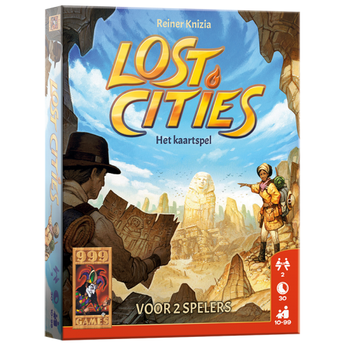 Lost Cities - 999 Games