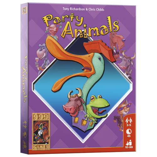 Party Animals - 999 Games