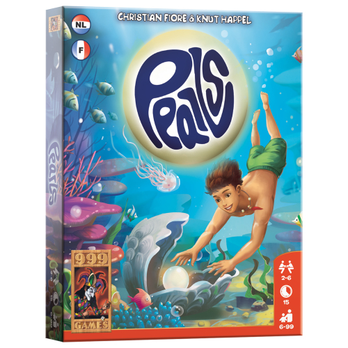 Pearls - 999 Games