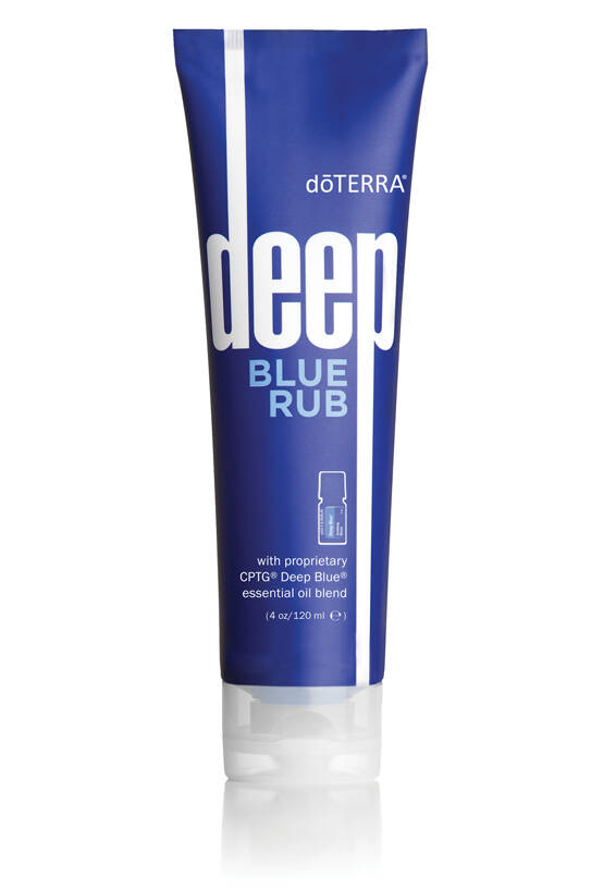 Deep Blue Rub (120 ML)