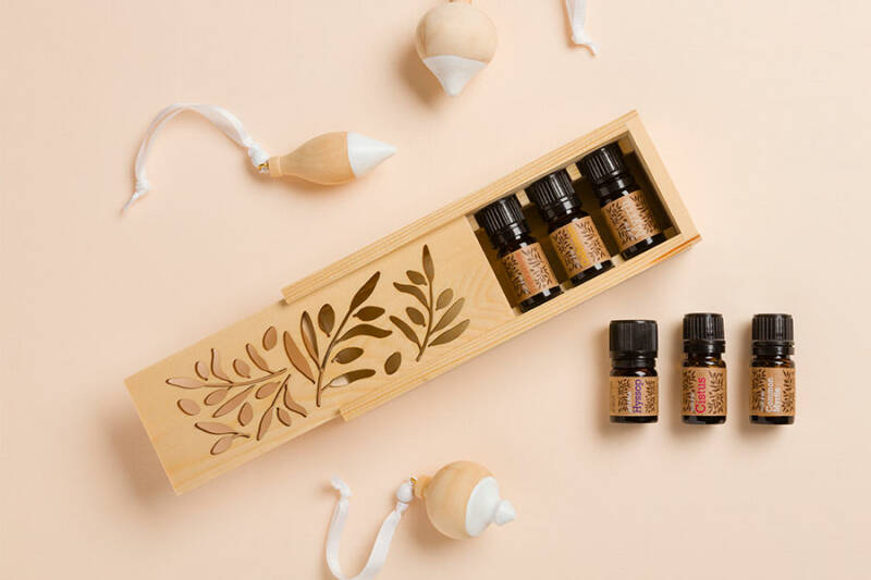 Doterra Ancient Oils Collection