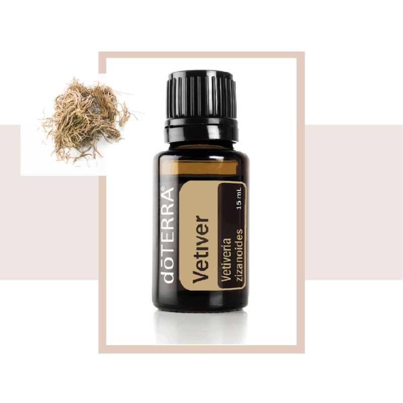 Doterra Vetiver 15 ml