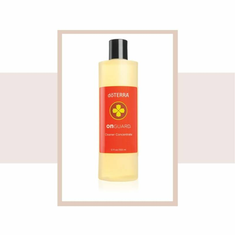 Doterra OnGuard Cleaner