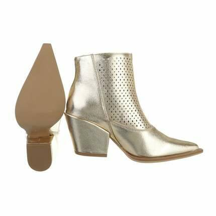 Boots (Gold)