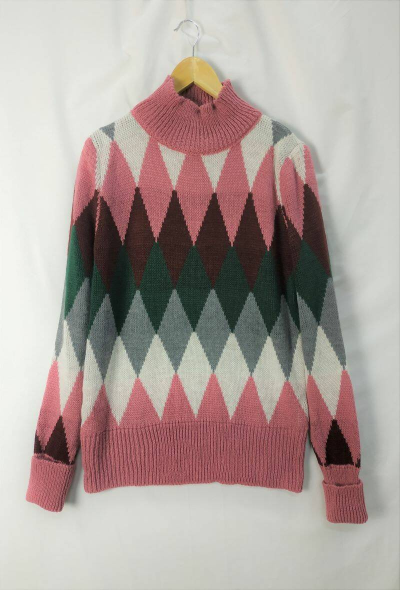 Sweater (oudroze)