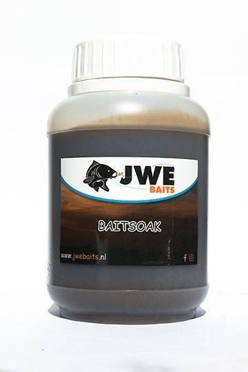 JWE Baits Spicy fish baitsoak 250 ML