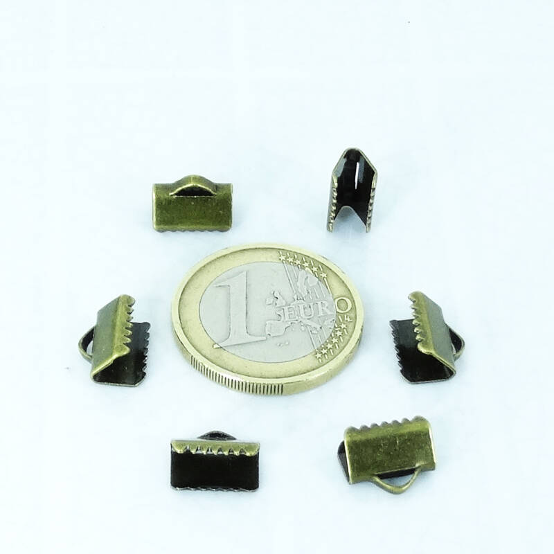 100 Enganches / Terminales 10mm T532