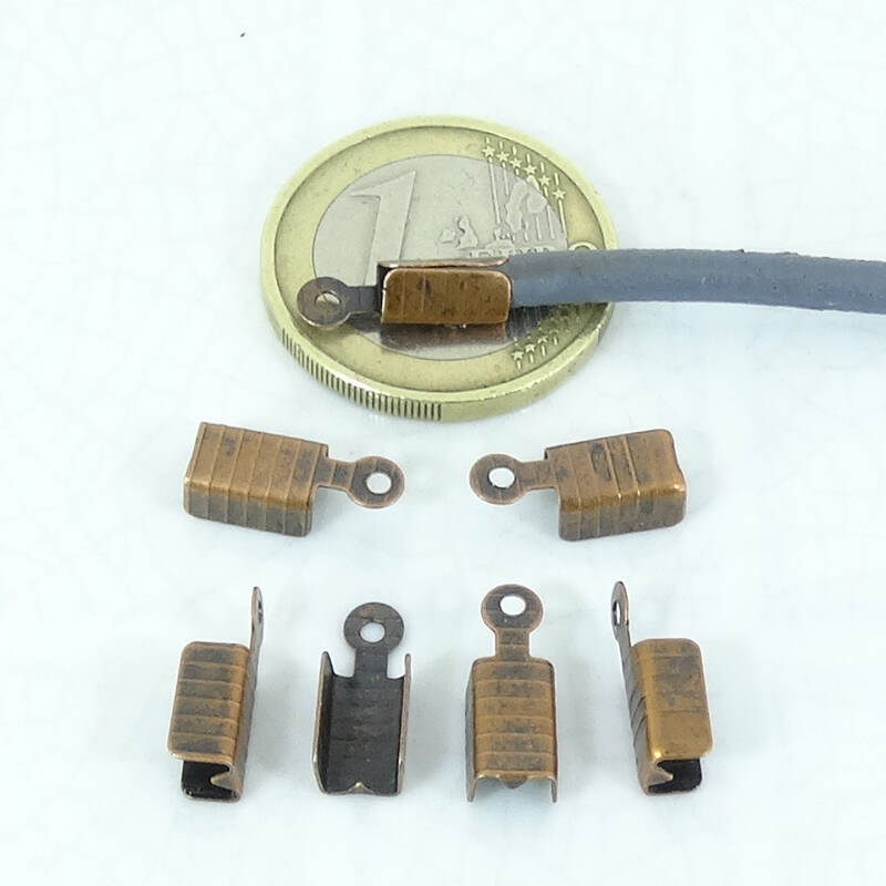 200 Enganches Terminales 13x5mm T178H