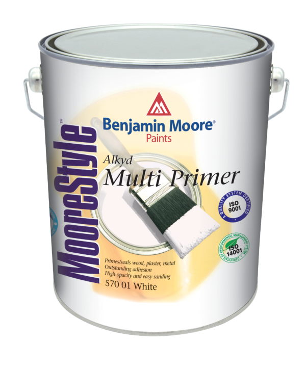 MOORESTYLE™ Alkyd Multi-Primer 570 White
