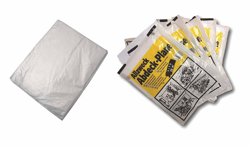 Protective Plastic Sheets