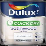 Dulux Quick Dry Satinwood White