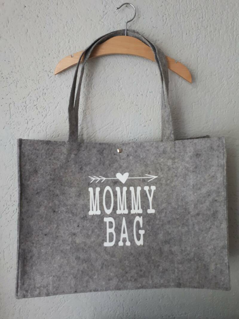 vilten tas mommy bag