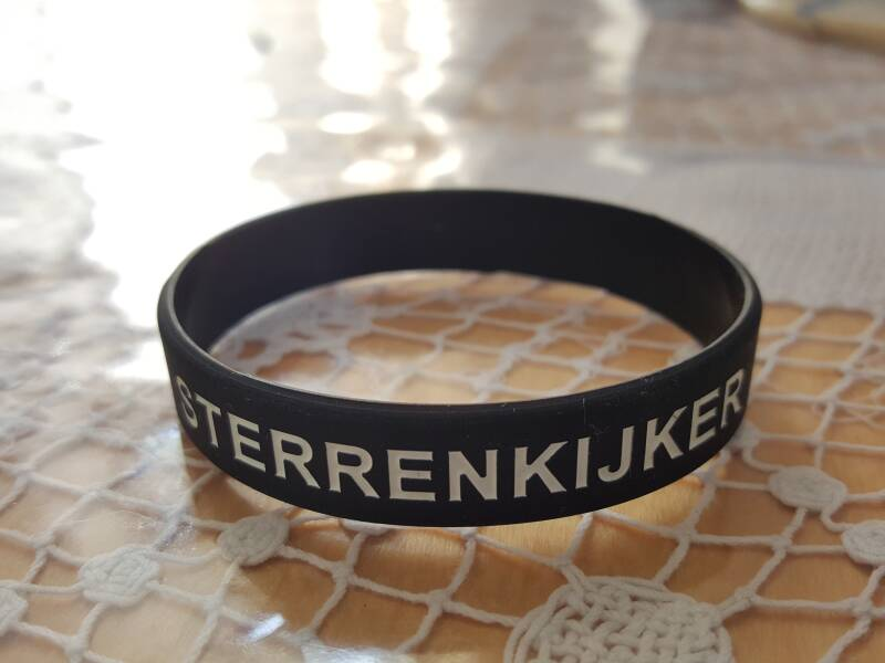 Sterrenkijker armband limited edition