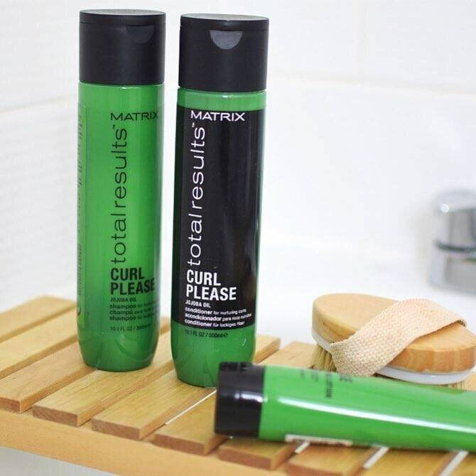 Total results shampoo
