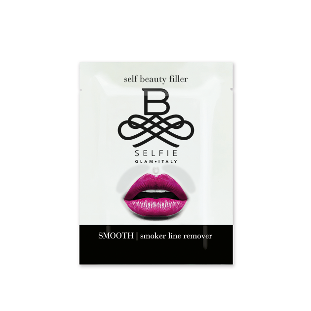 B-Selfie Smooth- Smoker Line Remover