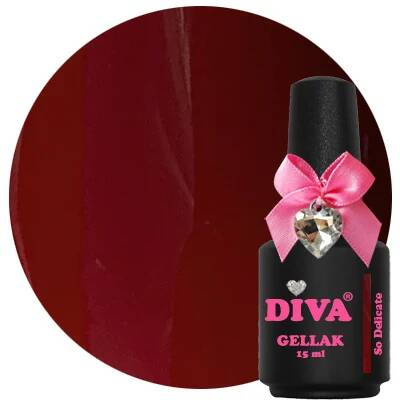 DIVA gellak So Delicate (lust in a bottle collection)