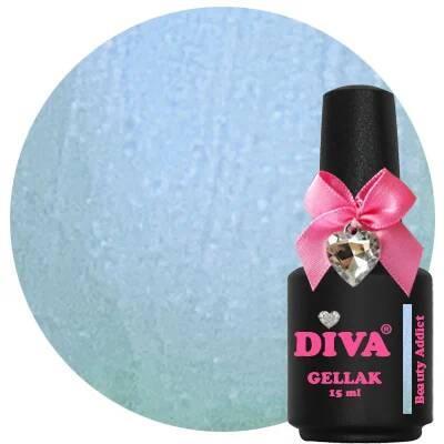 DIVA gellak Beauty Addict (the shine in me collection)
