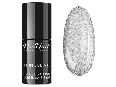 Neonail gelpolish Twinkle White (think blink collection)