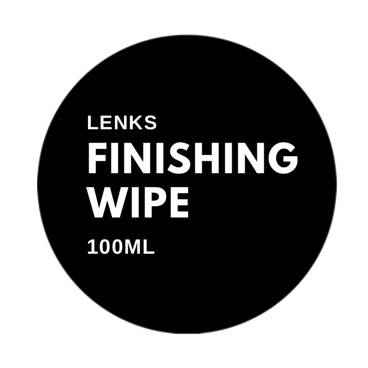 Lenks finishing wipe 120ml