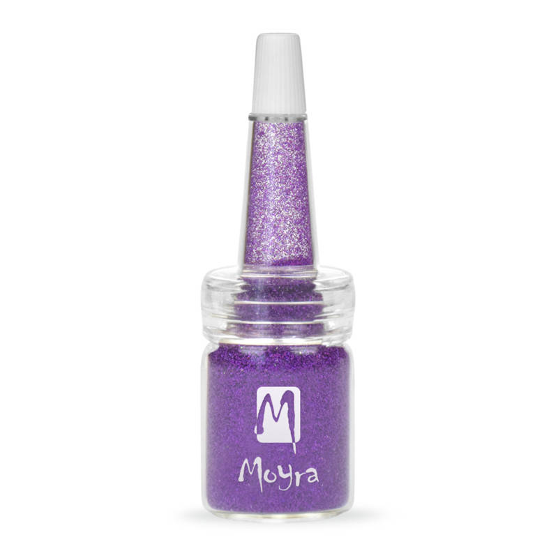 Moyra glitter in fles no. 16