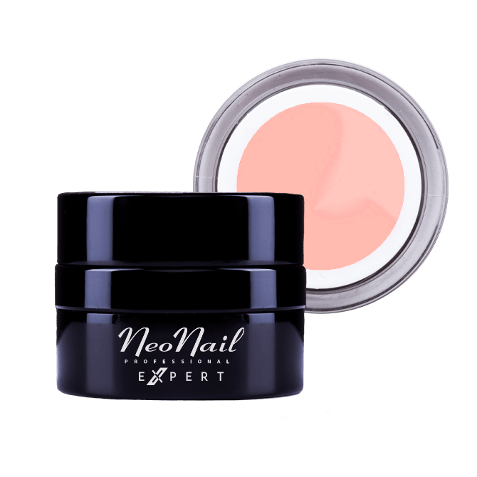 Neonail EXPERT builder gel - light peach