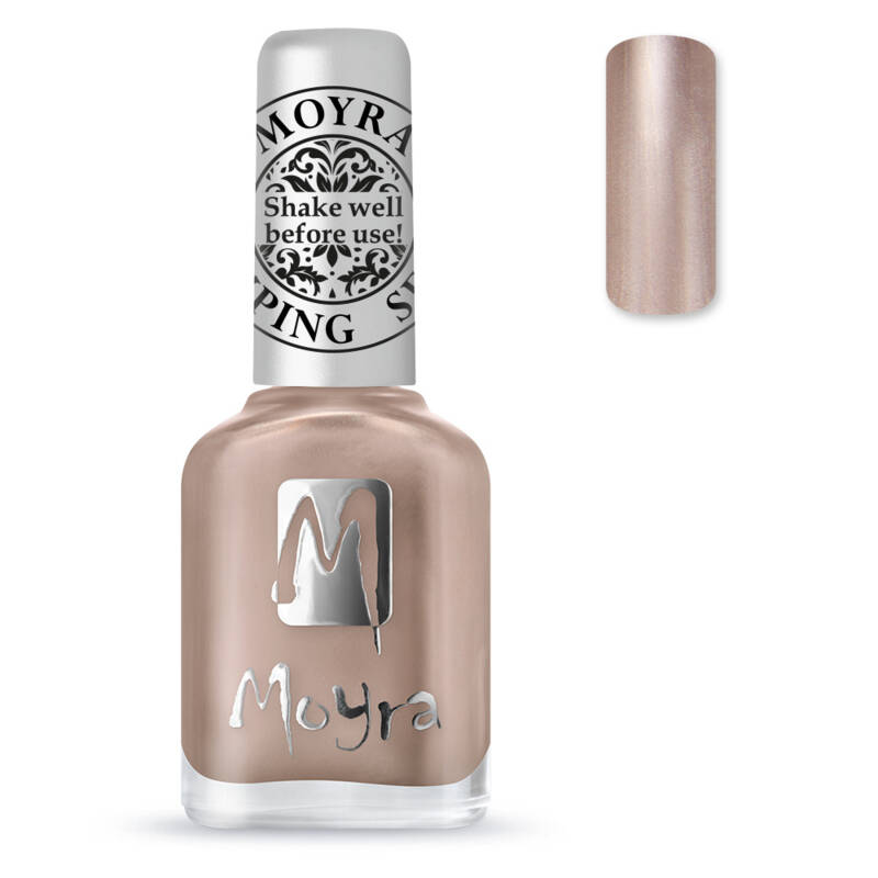 Moyra (stempel) nagellak sp34 rose gold
