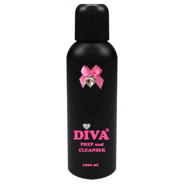 DIVA prep and cleanser